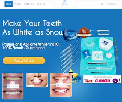 trysnow-official-website